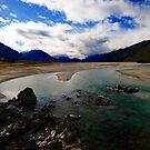 Dart River by chriso