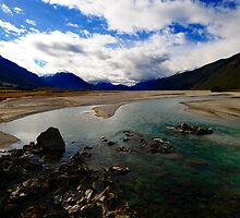 Dart River by chriso