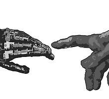 Deus Ex Machina by lukosite