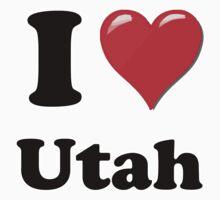 I Love Utah by ColaBoy