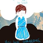 TFIOS: You Look Gorgeous by saltyblack