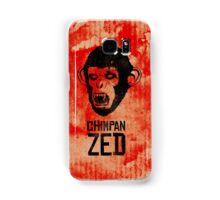 Chimpan ZED Samsung Galaxy Case/Skin