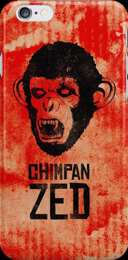 Chimpan ZED by thehorror