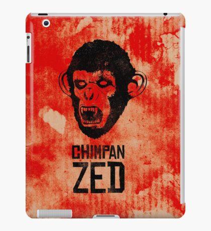Chimpan ZED iPad Case/Skin
