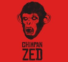 Chimpan ZED by thehorror