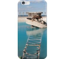 Settling Tank iPhone Case/Skin