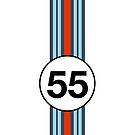 Martini Racing #55 by Nikola Kantar