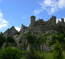 Rock of Cashel by matus78
