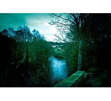 Mystic River Photographic Print