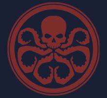 Red Skull Kids Clothes