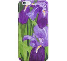 Iris Trio iPhone Case/Skin