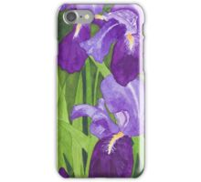 Iris Trio iPhone Case/Skin