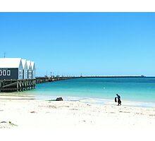 Busselton Jetty Western Australia 2 Photographic Print