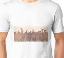Silhouette of Hands Unisex T-Shirt