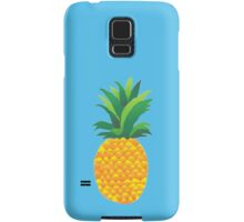 chill pineapple  Samsung Galaxy Case/Skin