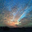 Dubai sunset by AlvinBurt