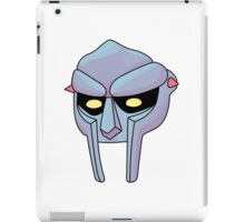 MF Doom iPad Case/Skin