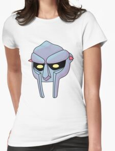 MF Doom Womens Fitted T-Shirt