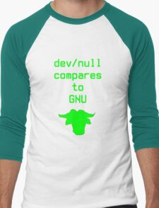dev/null compares to GNU T-Shirt