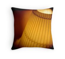 Shaded Lines Throw Pillow