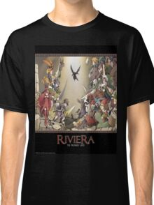 Riviera The Promised Land Merc Classic T-Shirt