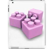 Pastel Lego iPad Case/Skin