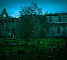 Dark Abbey by bmosborn