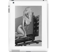 Billboard 69 iPad Case/Skin