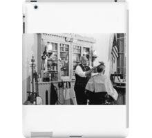 Barber Columbia iPad Case/Skin