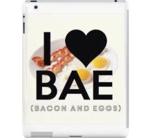 BAE (Bacon & Eggs) iPad Case/Skin