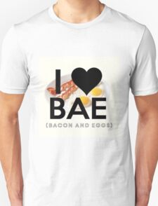 BAE (Bacon & Eggs) Unisex T-Shirt