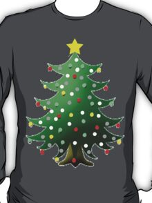 Christmas Tree T-Shirt T-Shirt