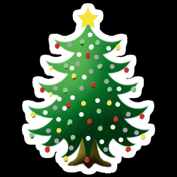 Christmas Tree T-Shirt by ArkansasLisa