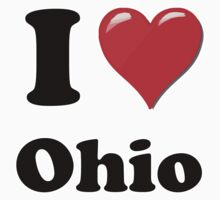 I Love Ohio by ColaBoy