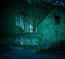 Dark Road by bmosborn