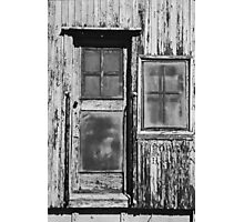Shut in time Photographic Print