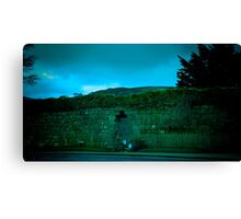 Hole to the Other Side Canvas Print