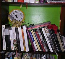 the kitchen shelf by Kodinspace