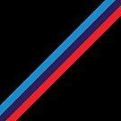 ///M Stripes (Black) by Nikola Kantar