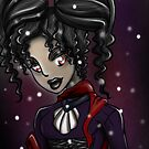 The Darkened Yule: Samantha Angelica Sylth by Vestque