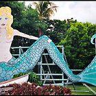 Mermaid Billboard by Tim Gourley