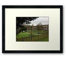 Bolton Abbey in Yorkshire UK Framed Print