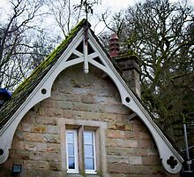 Hobbit House From England by bmosborn