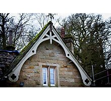 Hobbit House From England Photographic Print