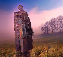 Solitary Tinman by Bunny Clarke