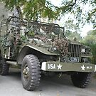 Dodge Weapons Carrier by Edward Denyer