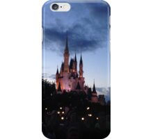 Castle at Dusk iPhone Case/Skin