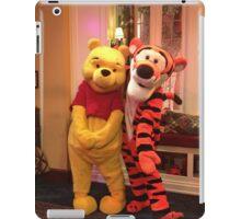 Pooh & Tigger iPad Case/Skin