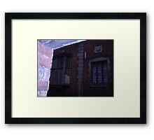 Gothic? Framed Print