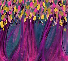 Confetti Trees by Stacie Arellano